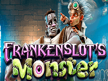 Игровой автомат Frankenslot's Monster на портале Vulkan24