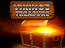Игровой автомат 3D Vikings Treasure онлайн на портале