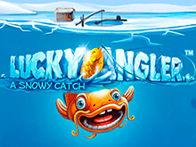 Lucky Angler: A Snowy Catch в онлайн-клубе Vulcan 24